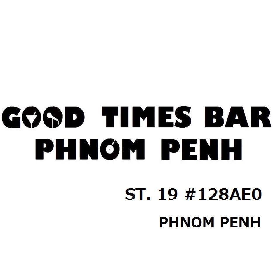 Good Times Bar Phnom Penh Live Music