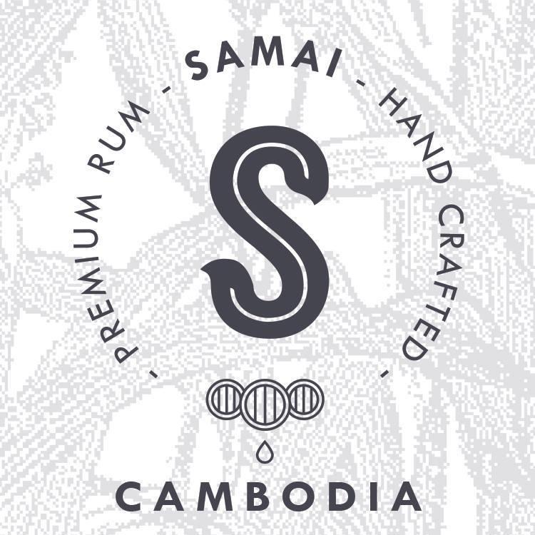 Samai Premium Rum Logo Phnom Penh Nightlife