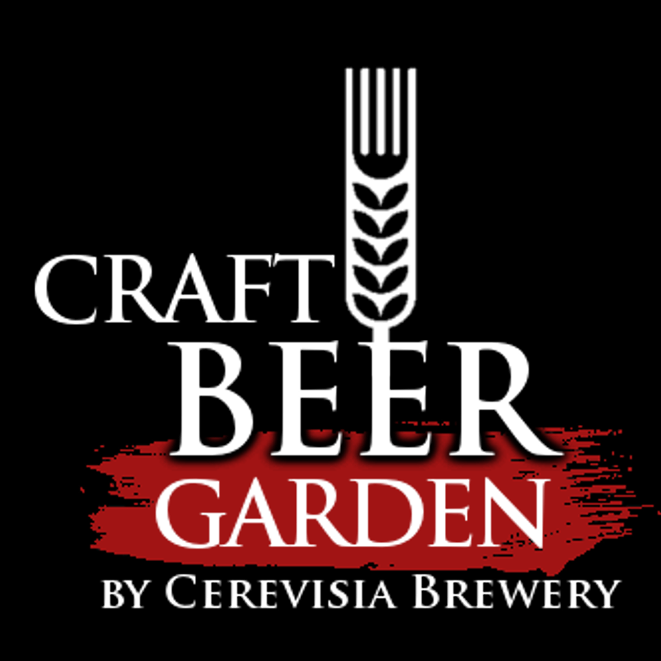 Craft Beer Garden Logo