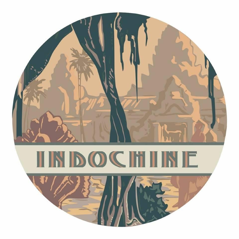 Indochine Craft Beer Logo