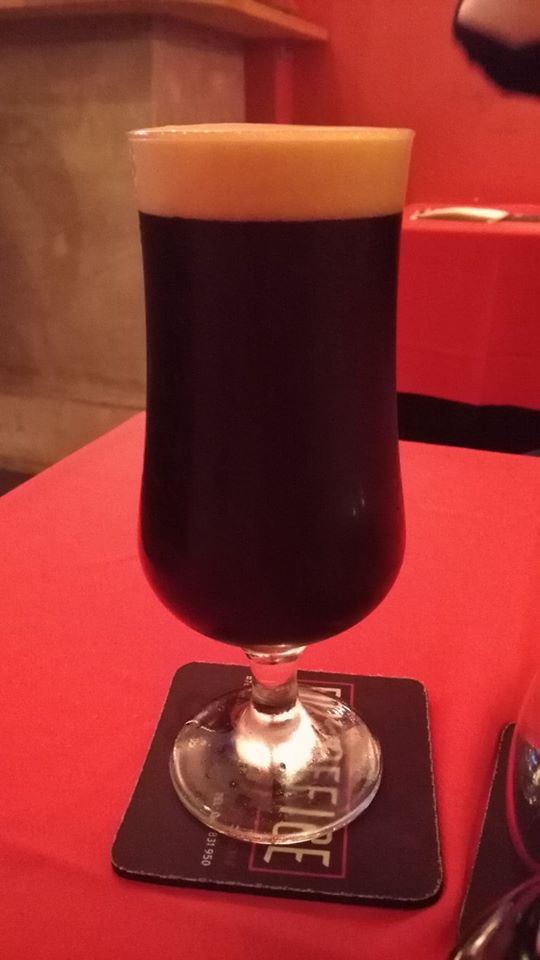 Riel Brewing Coffee Milk Stout Cambodian Craft Beer