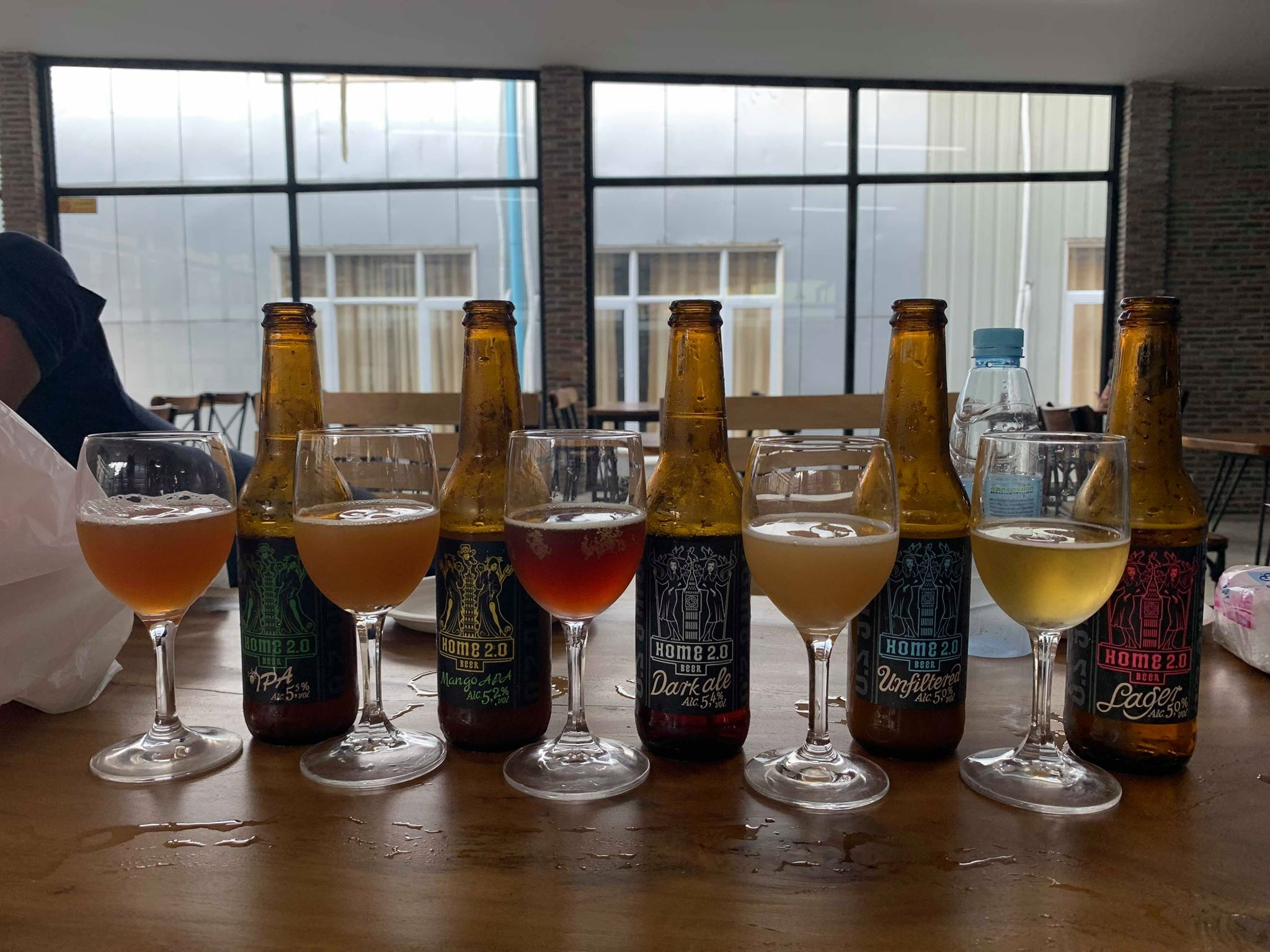 Home 2.0 Craft Beer in Phnom Penh