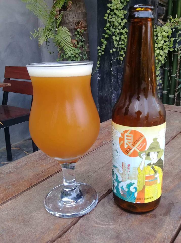 Kingdom Breweries Ronin IPA
