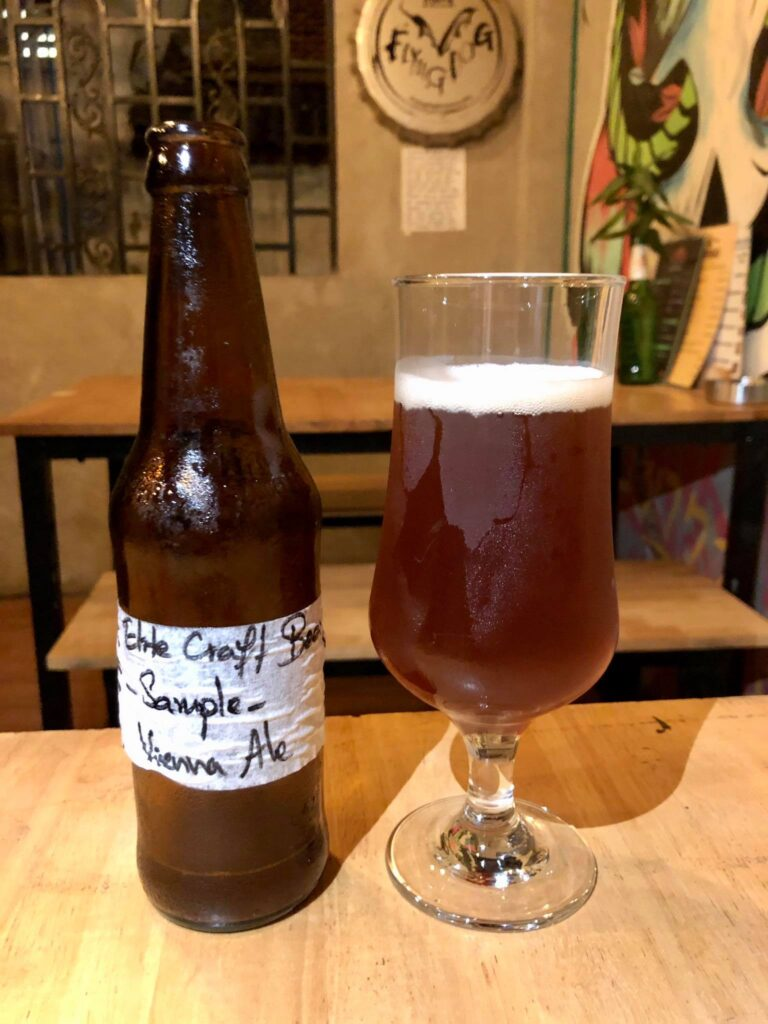 Elite Craft Beer Phnom Penh Vienna Ale