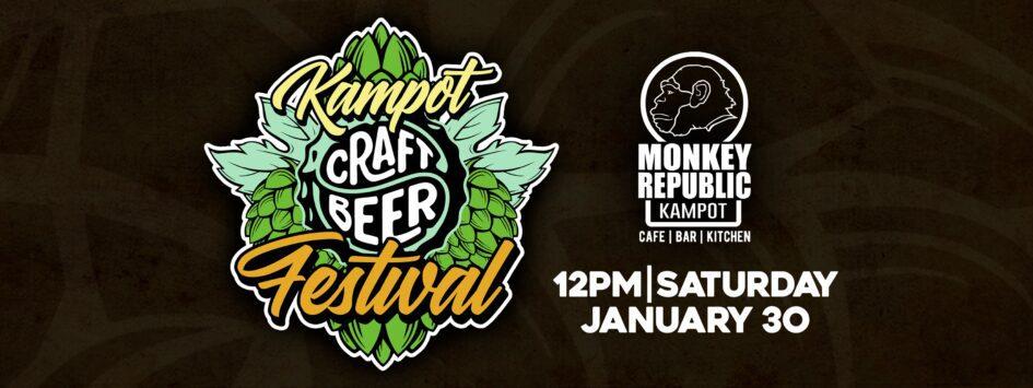 Kampot Craft Beer Festival